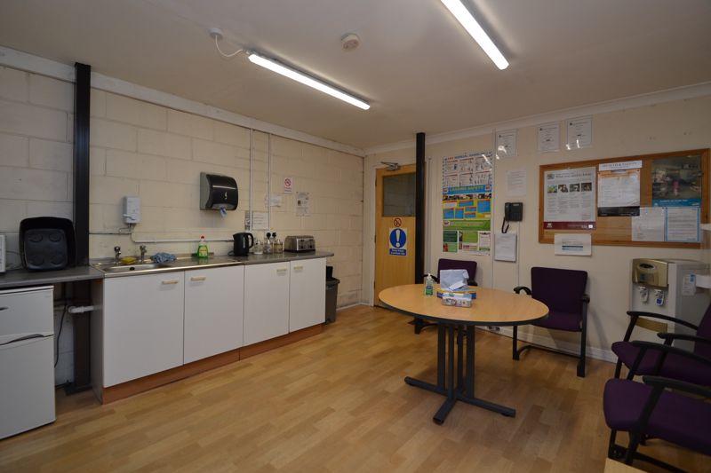 Kitchen Staff Room