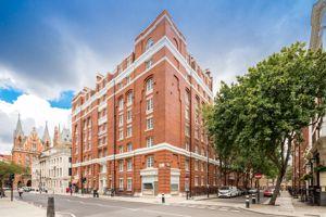 Queen Alexandra Mansions, Judd Street