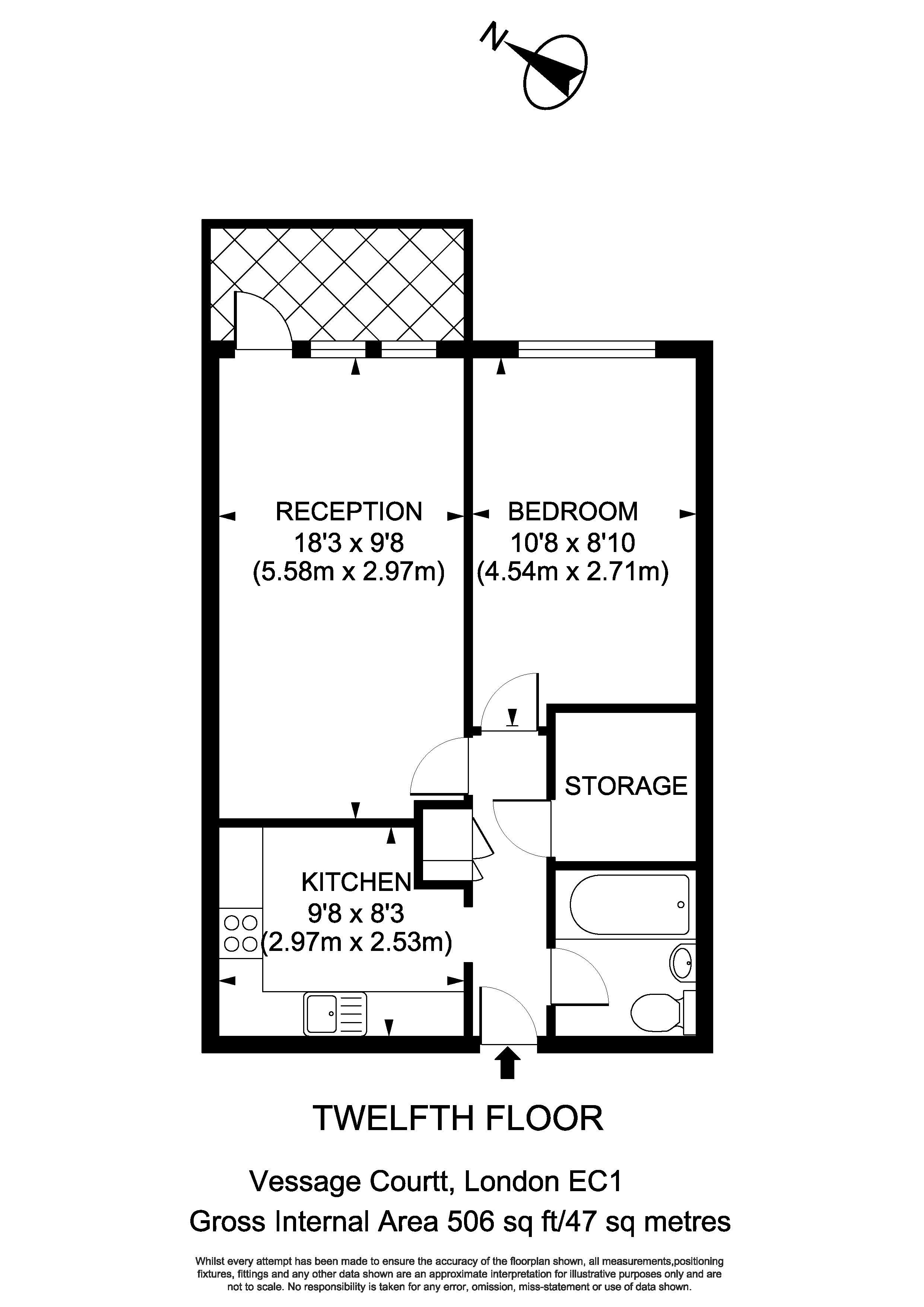 Floorplan - 103 Vesage Court