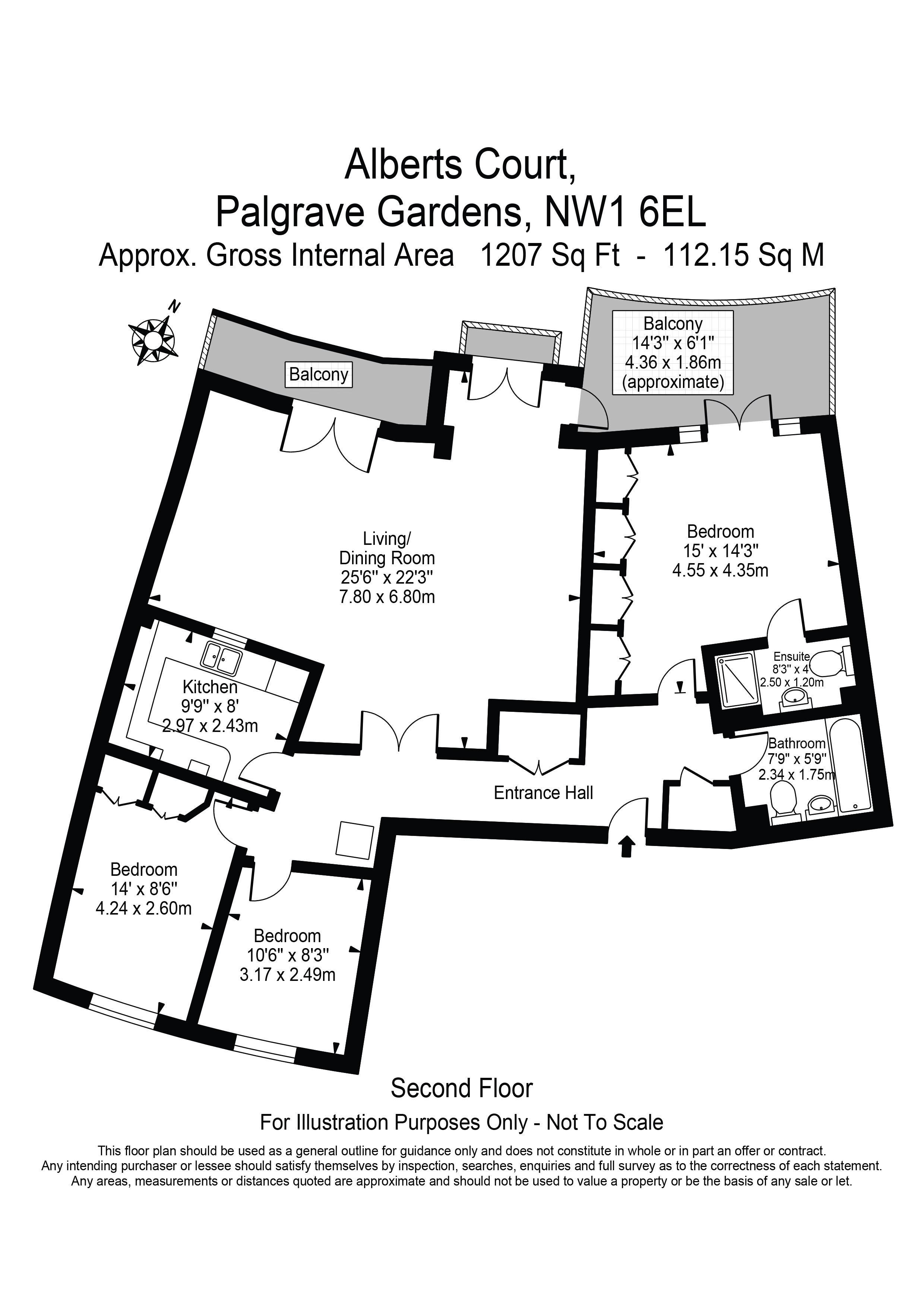 Floorplan - 17 Alberts Court