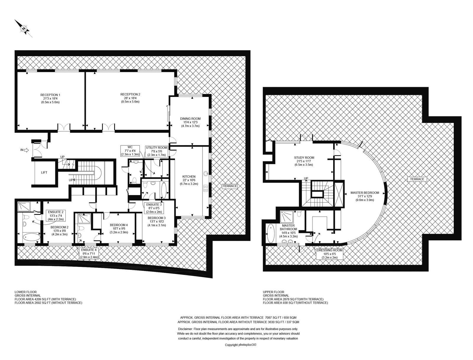 Floorplan - 25 Embassy Court
