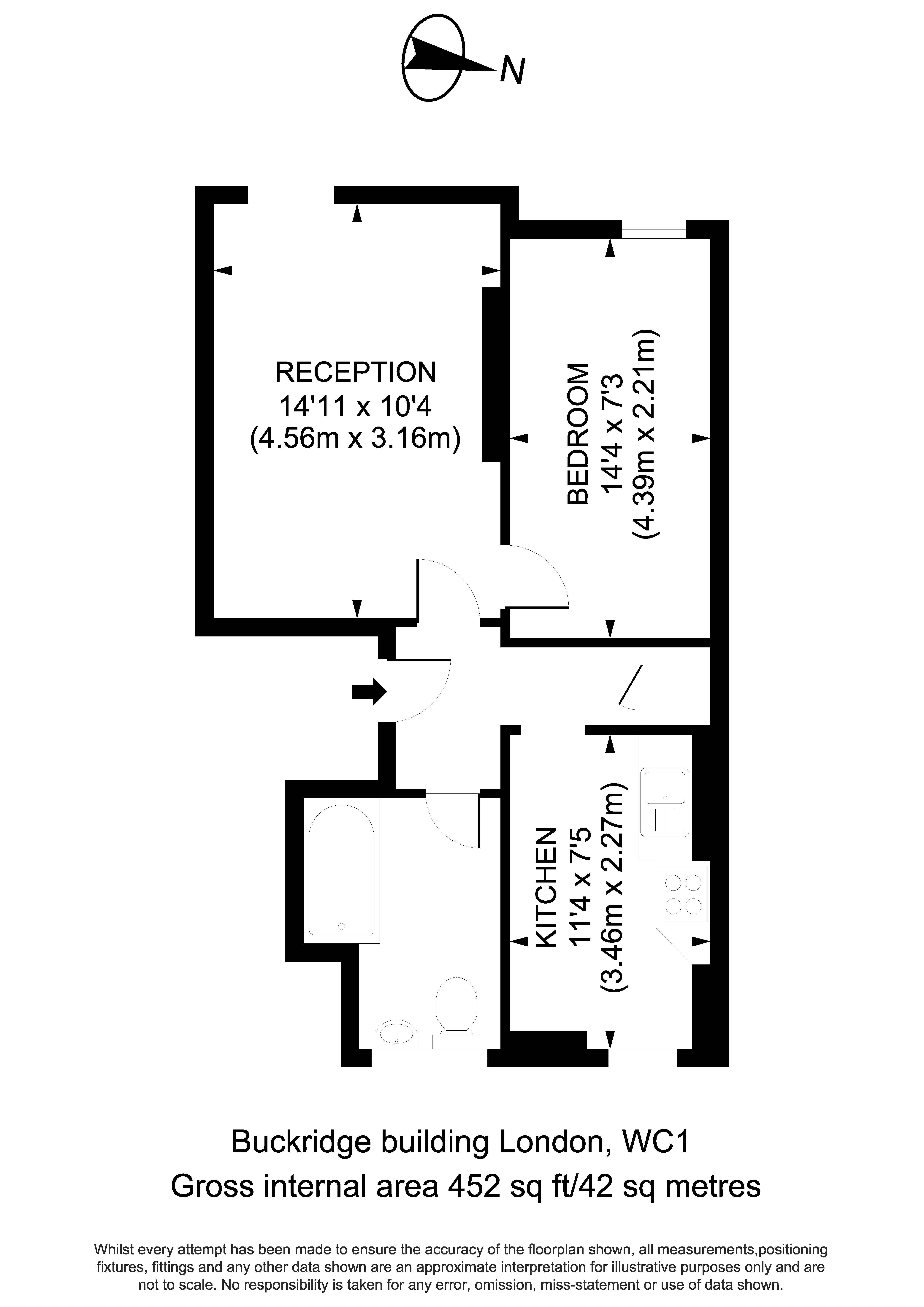 Floorplan - 8 Buckridge Building