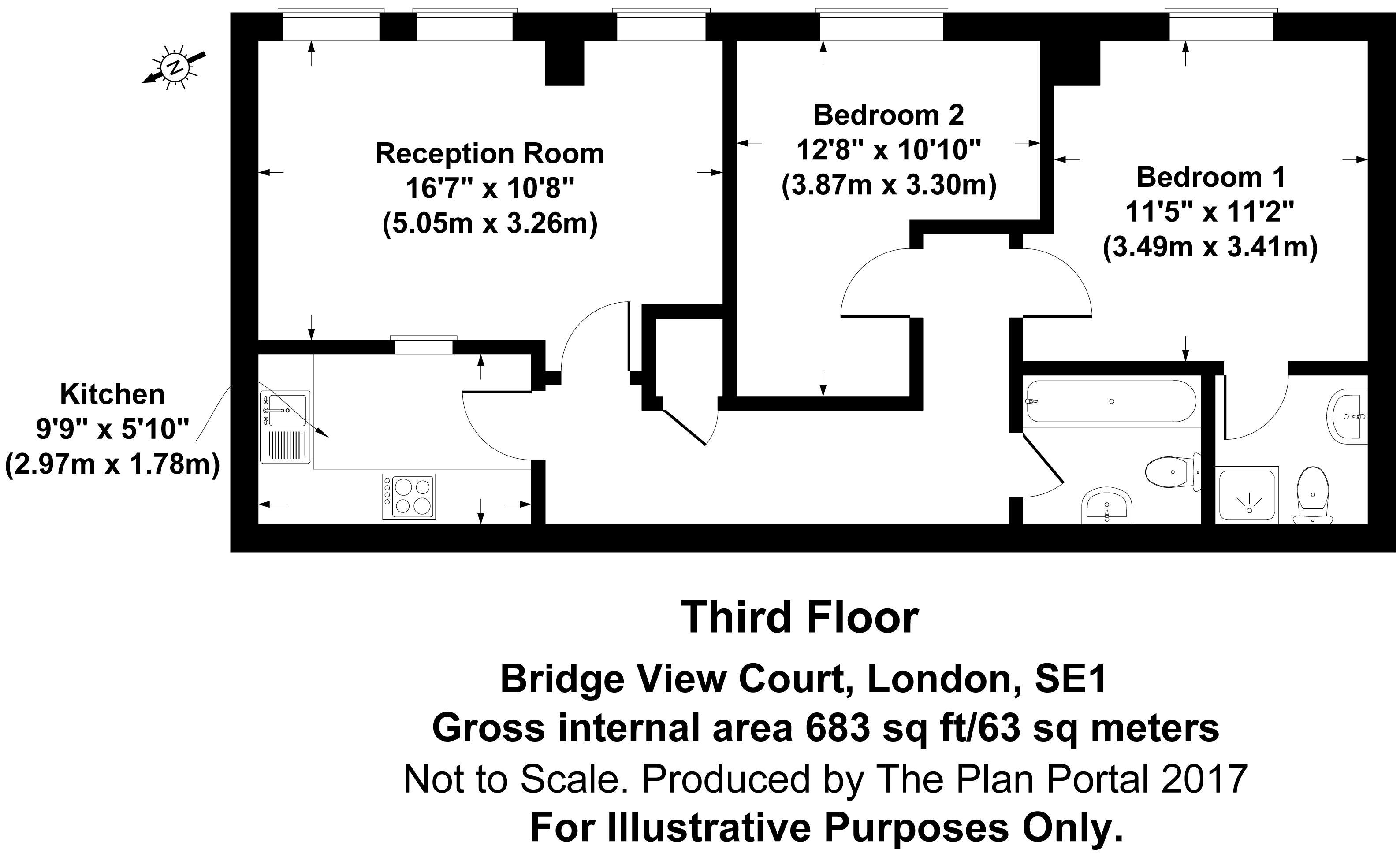 Floorplan - 32 Bridge View Court
