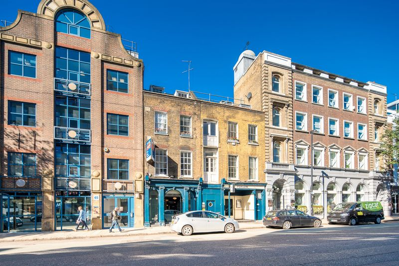 St John Street Clerkenwell