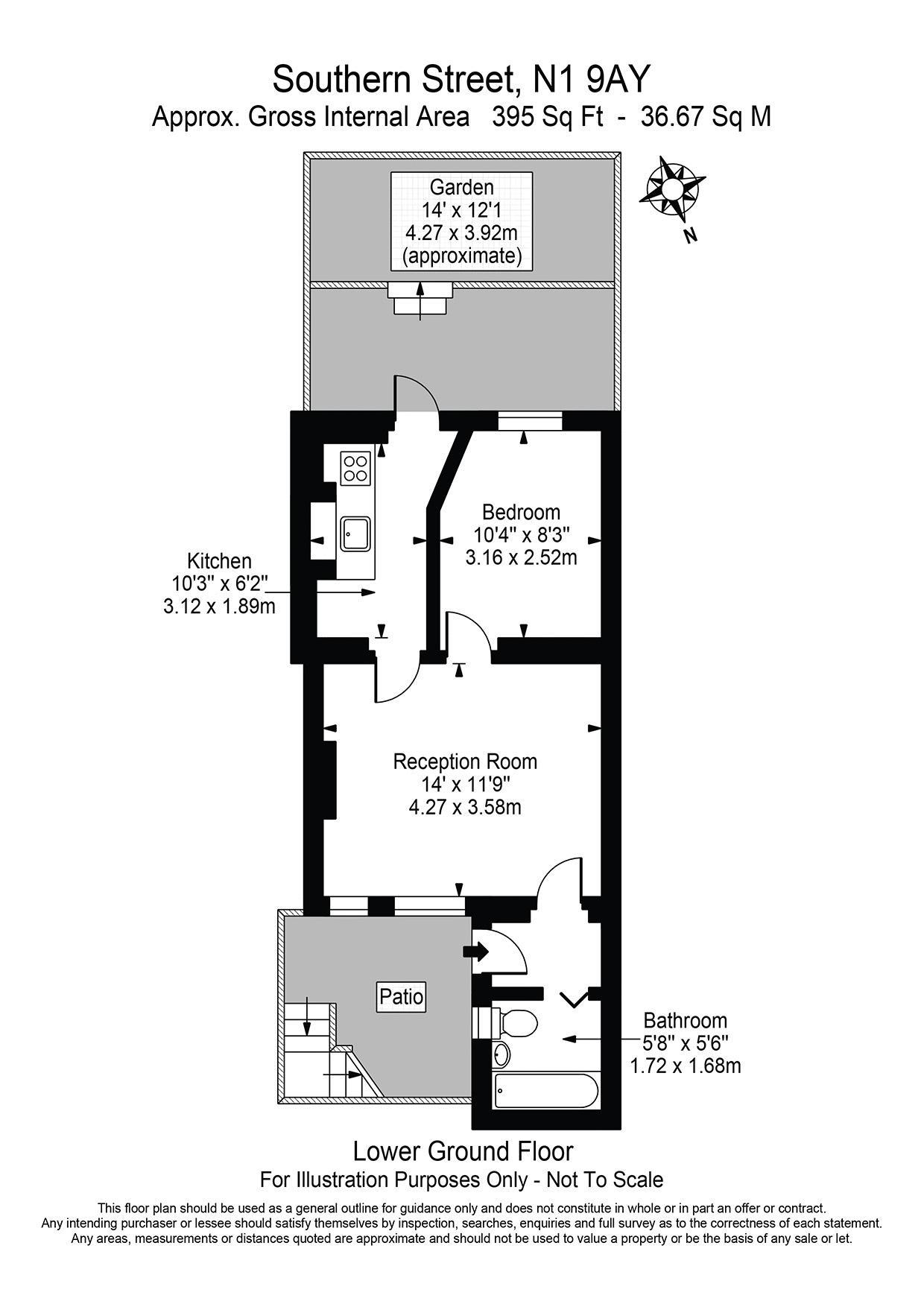 Floorplan - 8 Southern Street