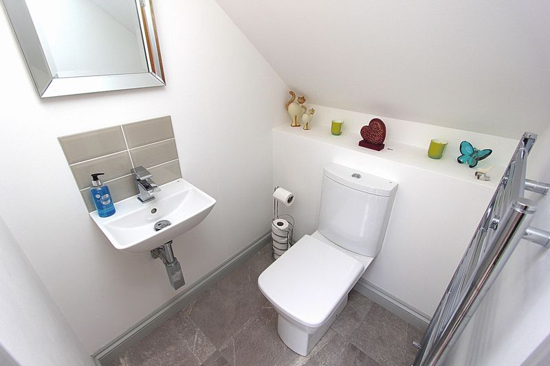 ATTIC TOILET ROOM