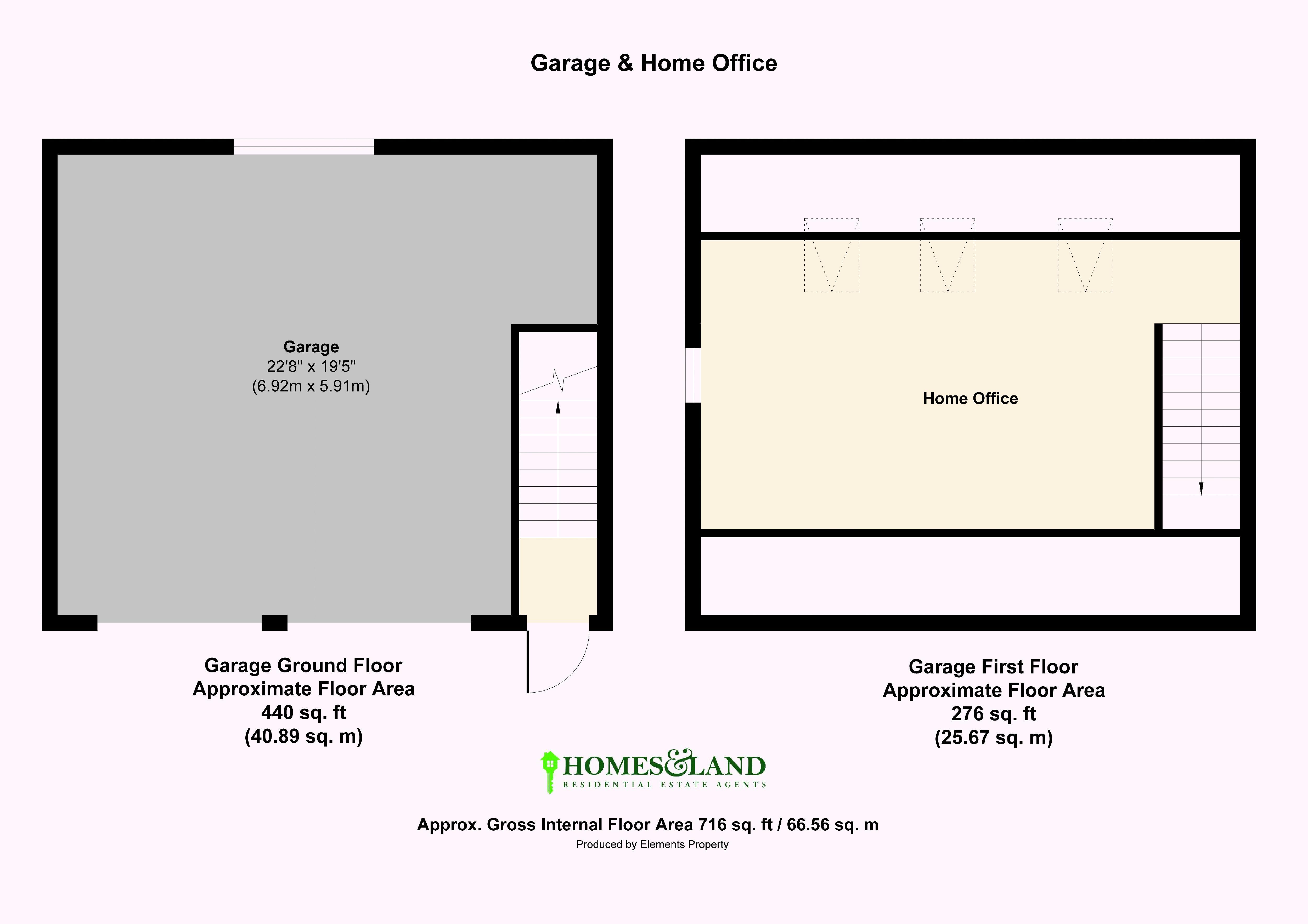 Garage & Home Office