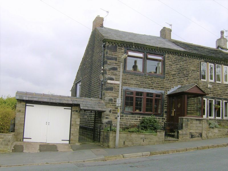 Gatehouse Blackstone Edge Old Road