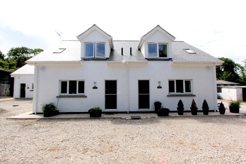 Highfield Hall Estate Connahs Quay Road