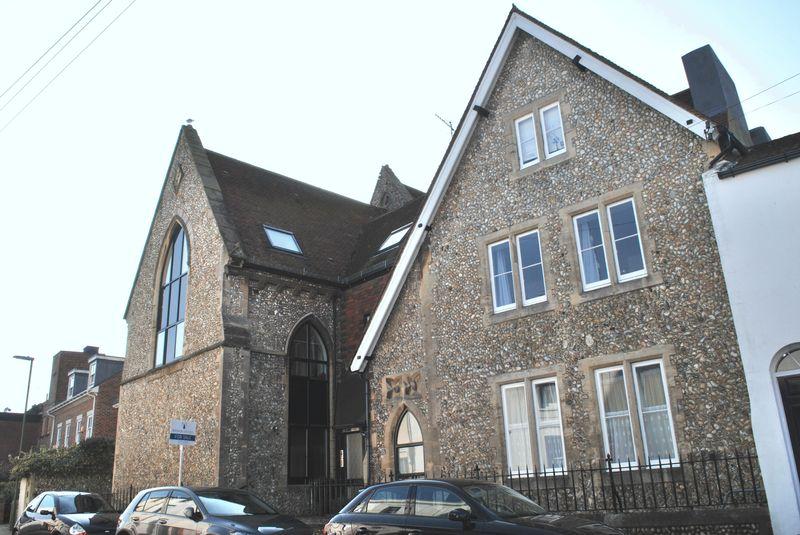 St John's Court John Street