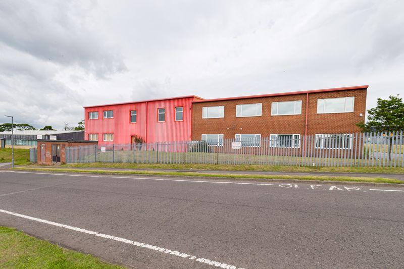 Lister Road North West Industrial Estate