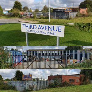 Third Avenue Drum Industrial Estate