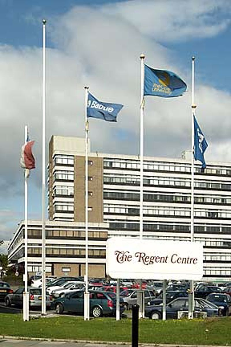 The Regents Centre Gosforth