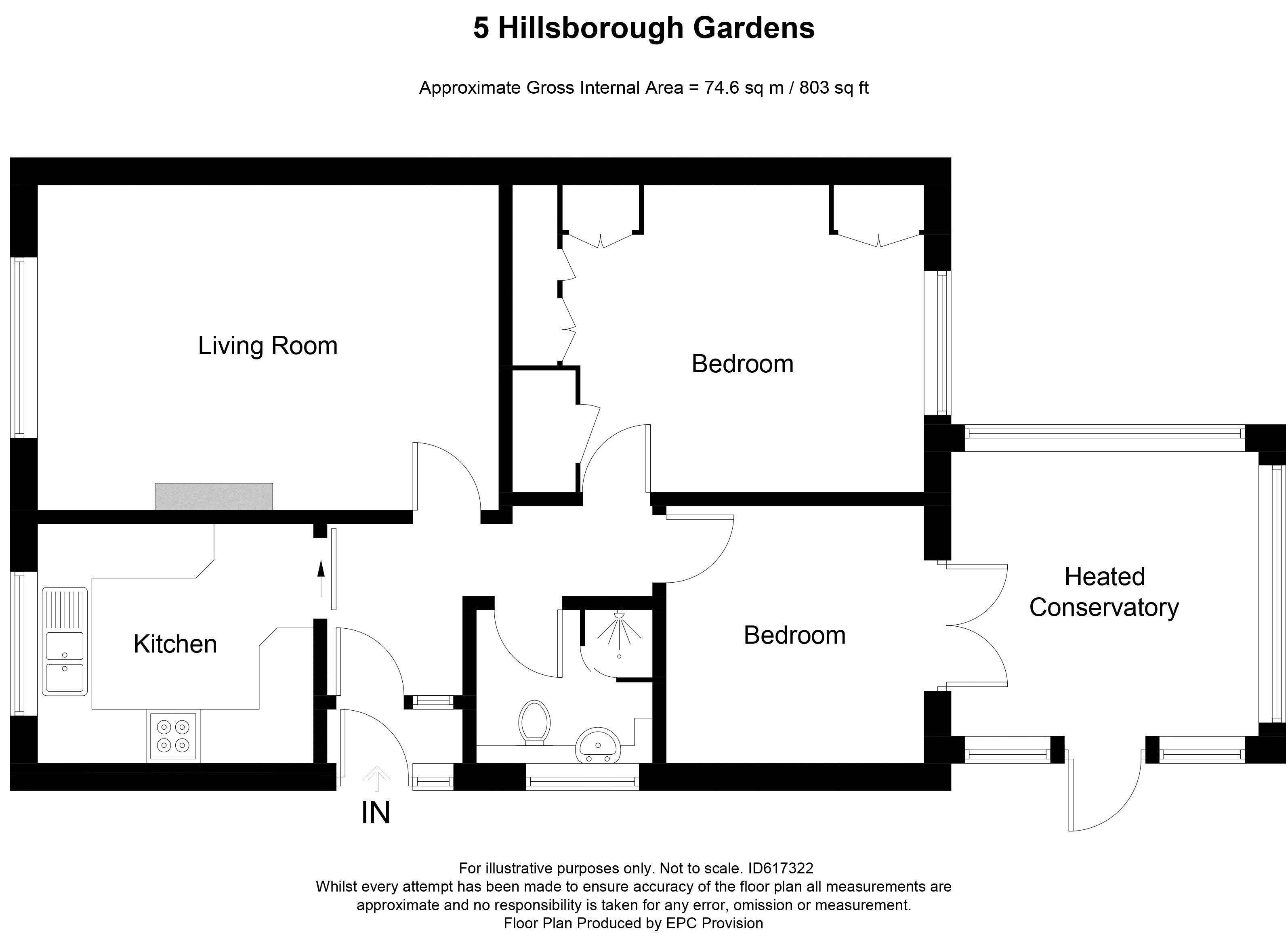 Hillsborough Gardens