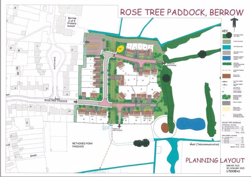 Rosetree Paddock Berrow