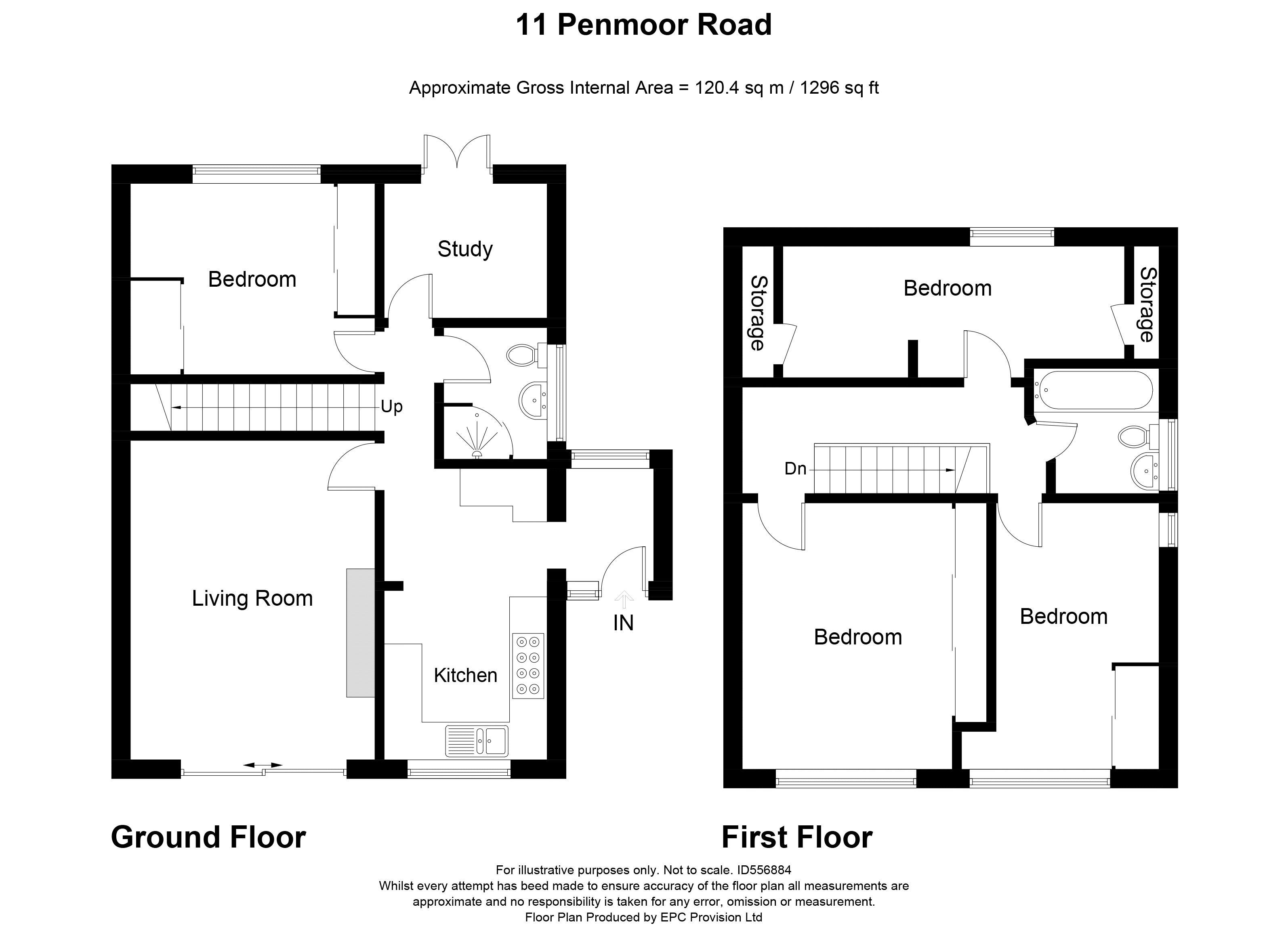 Penmoor Road