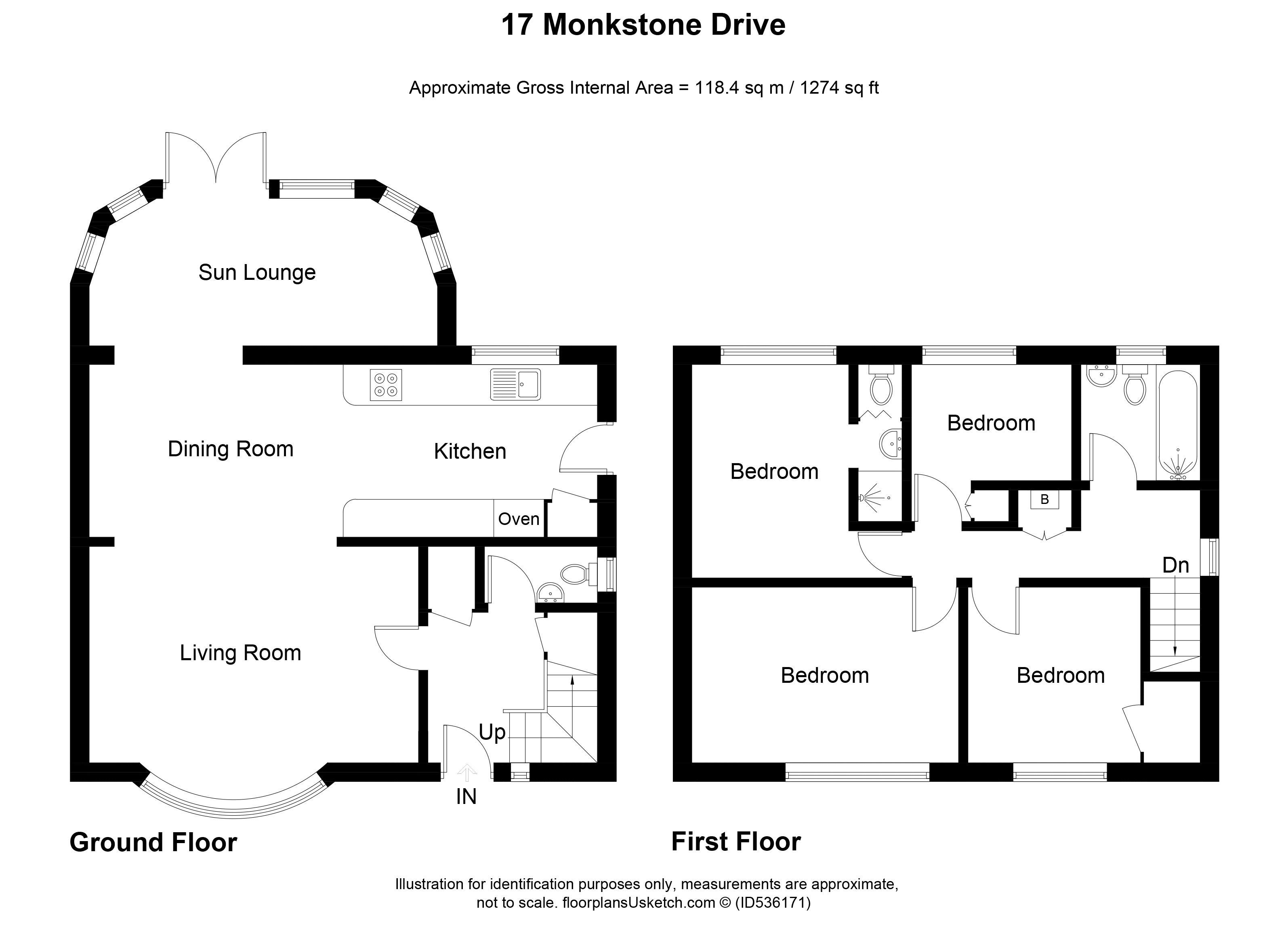 Monkstone Drive Berrow
