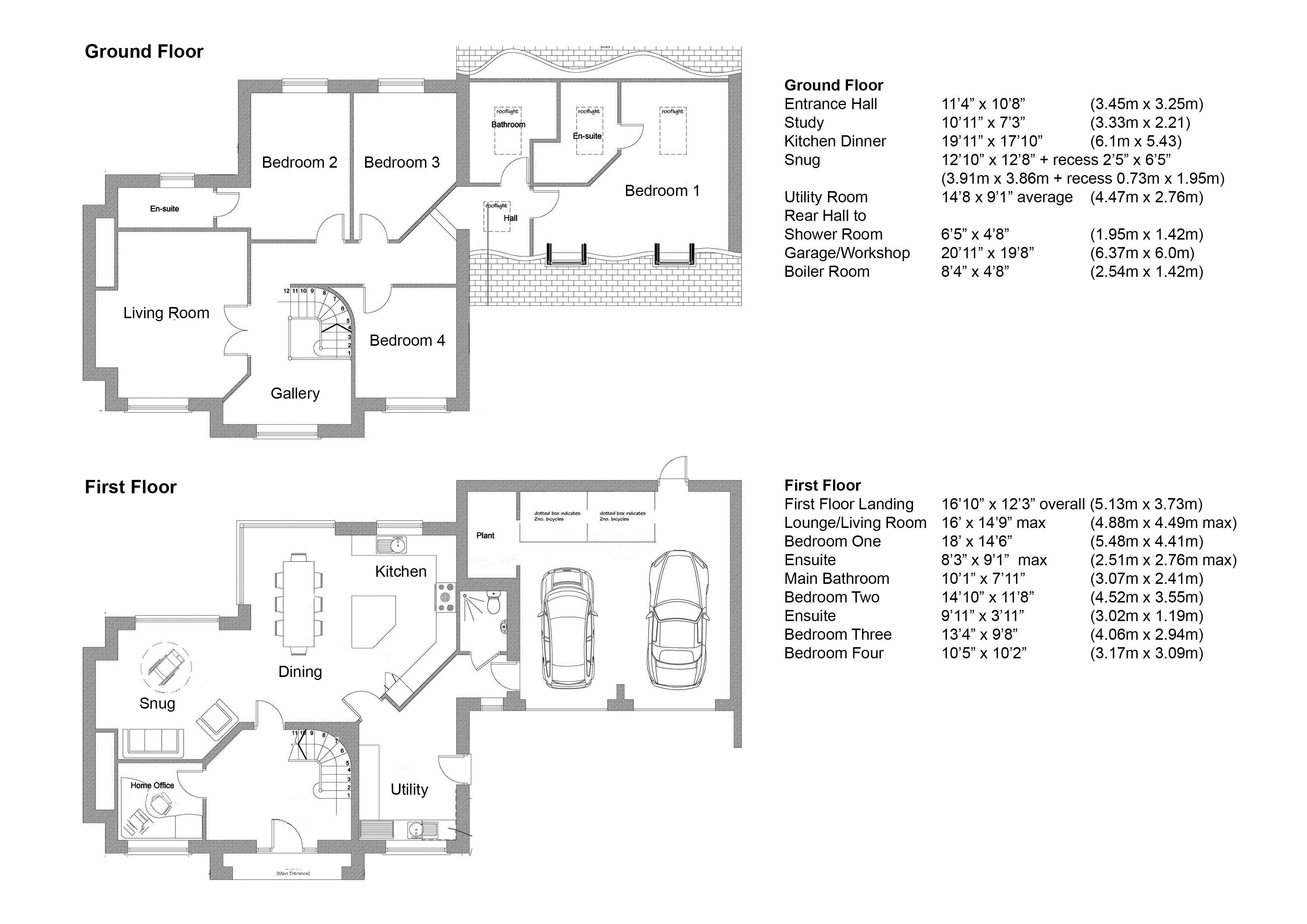 The Saplings Floor Plan