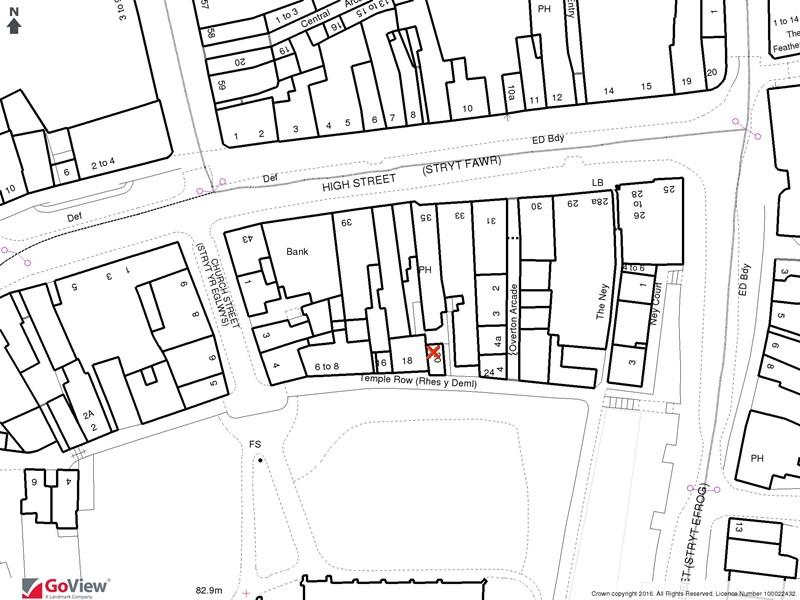 Temple Row Wrexham