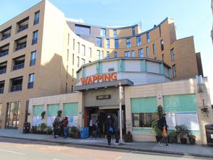 Wapping High Street Wapping