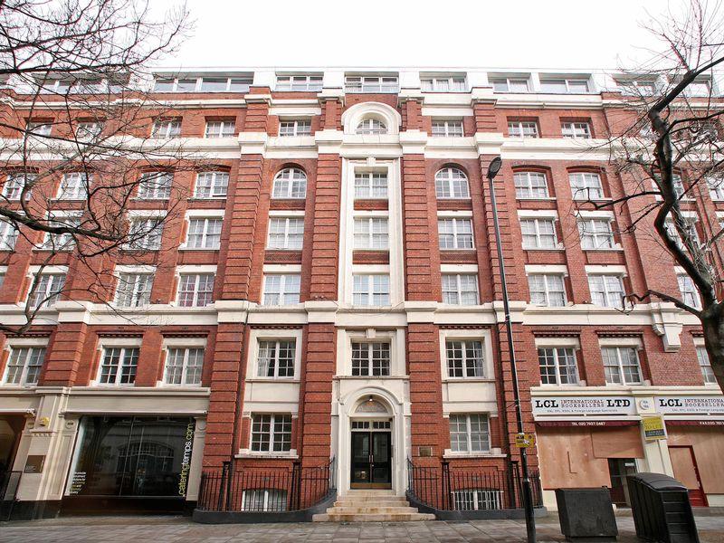 Judd Street, Bloomsbury