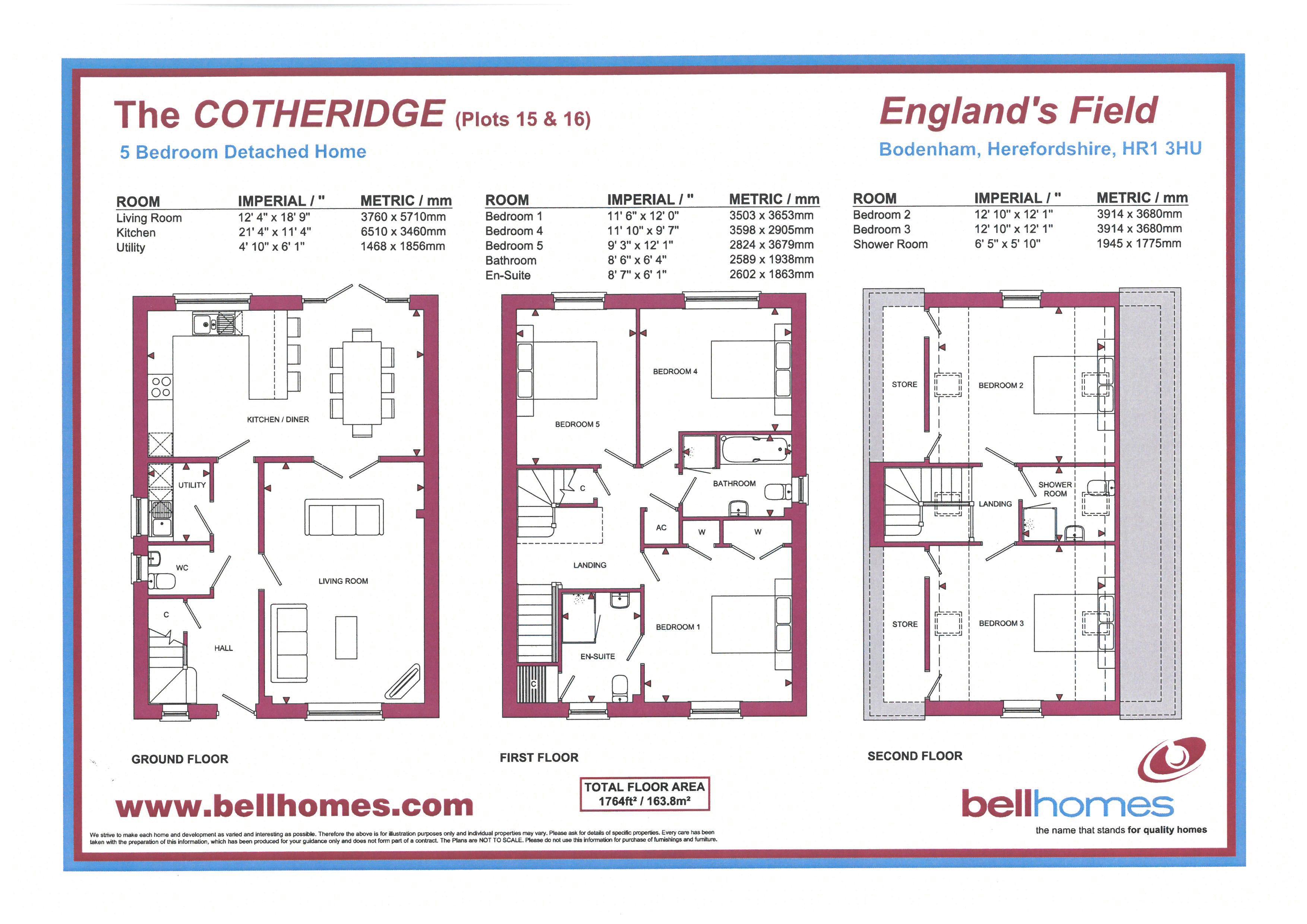 England 's Field Bodenham