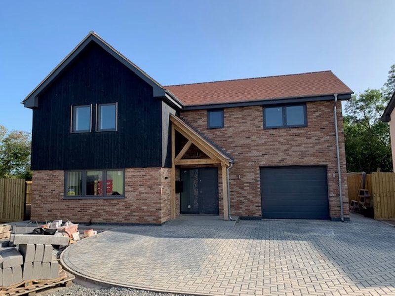 Pyefinch Development Burghill
