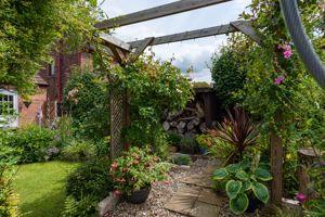 Rear Garden View 5