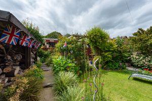 Rear Garden View 4