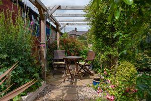 Rear Garden View 8