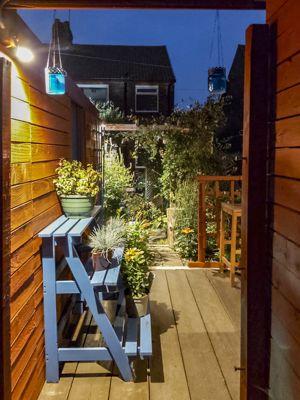 Rear Garden View 13