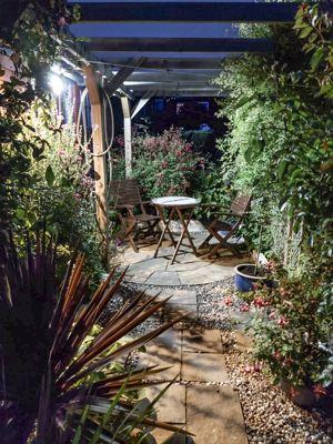Rear Garden View 10