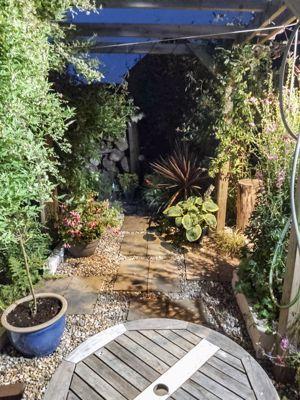 Rear Garden View 11