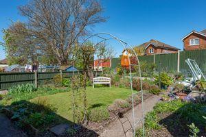 Rear Garden View One