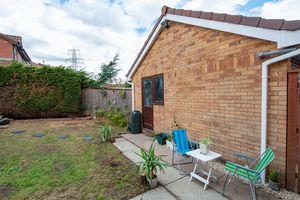 Rear Garden View Three