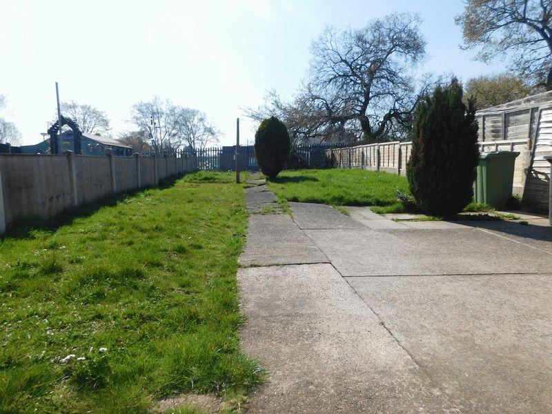 Burlington Avenue Langwith Junction