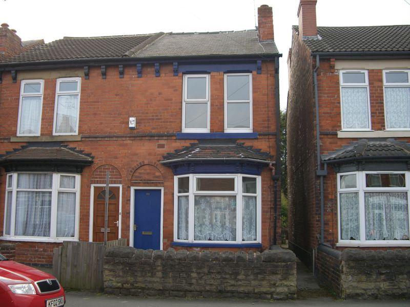 Yorke Street Mansfield Woodhouse