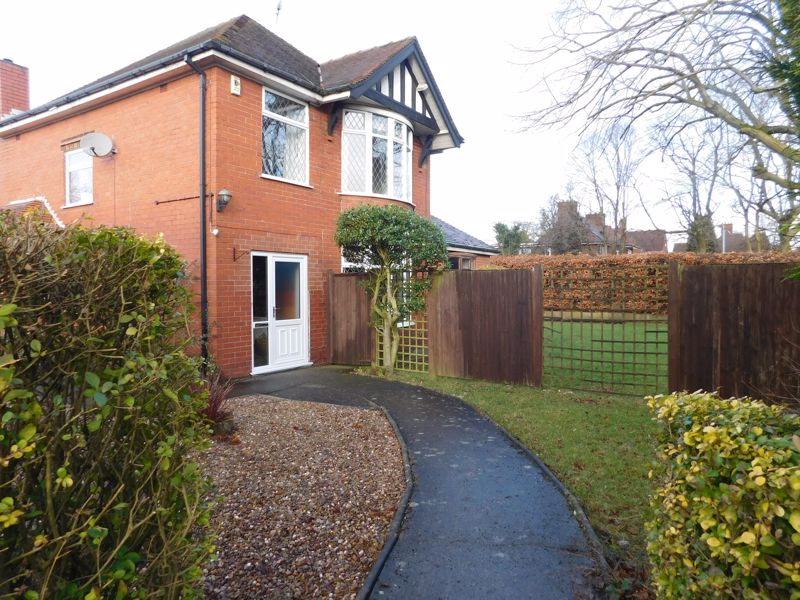 Sutton Road Kirkby in Ashfield