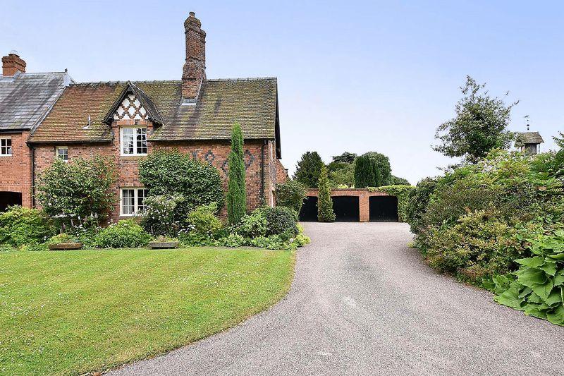 Arley Hall Estate