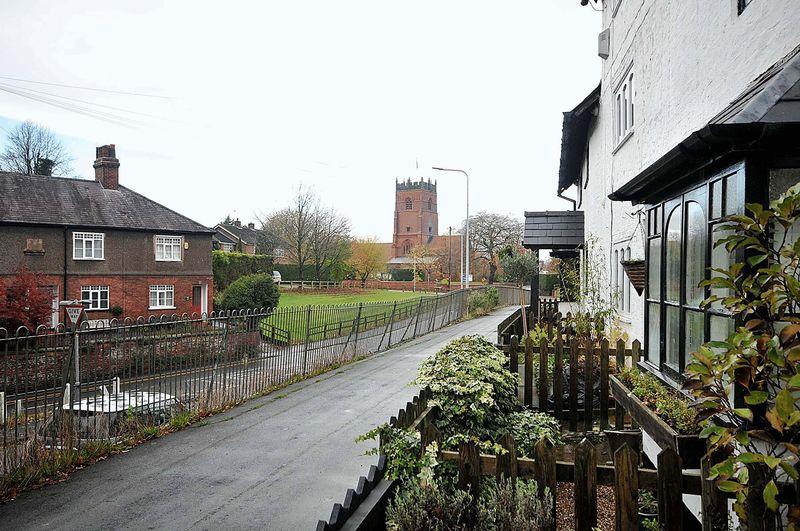 Mobberley Road