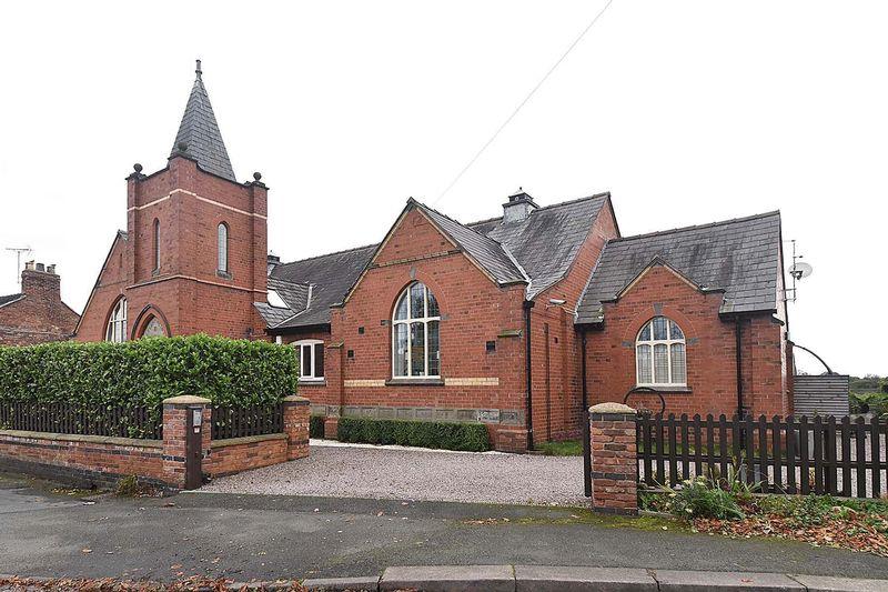 Crewe Road Haslington