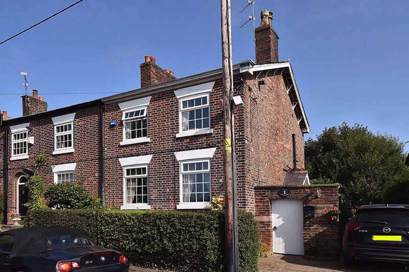 Chapel Lane Bucklow Hill