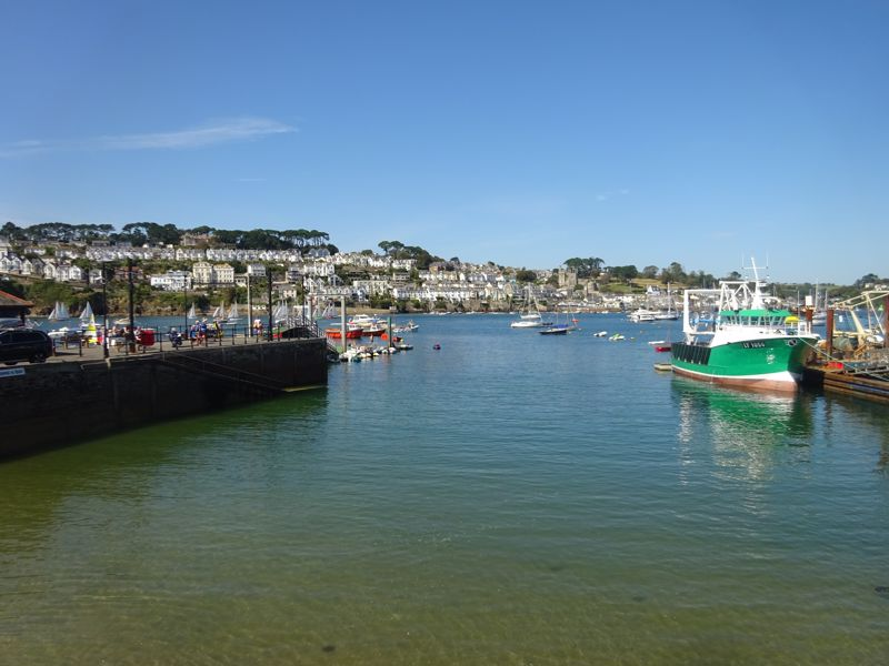 Polruan Harbour