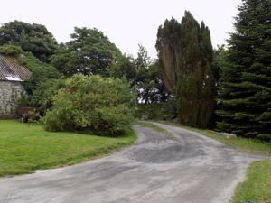 Private Entrance Lane