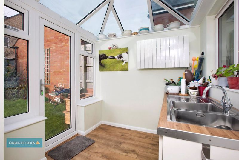 Conservatory/Utility