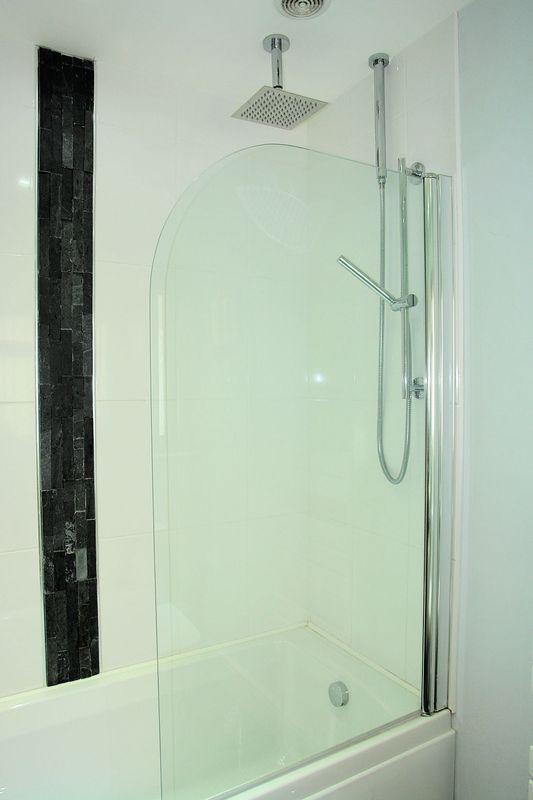 Rainwater shower heads
