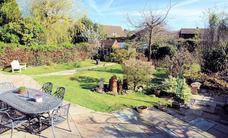 Superb gardens