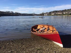 Kayaking And Rowing