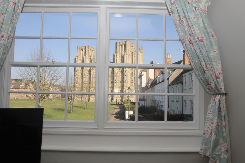 View from the sitting room