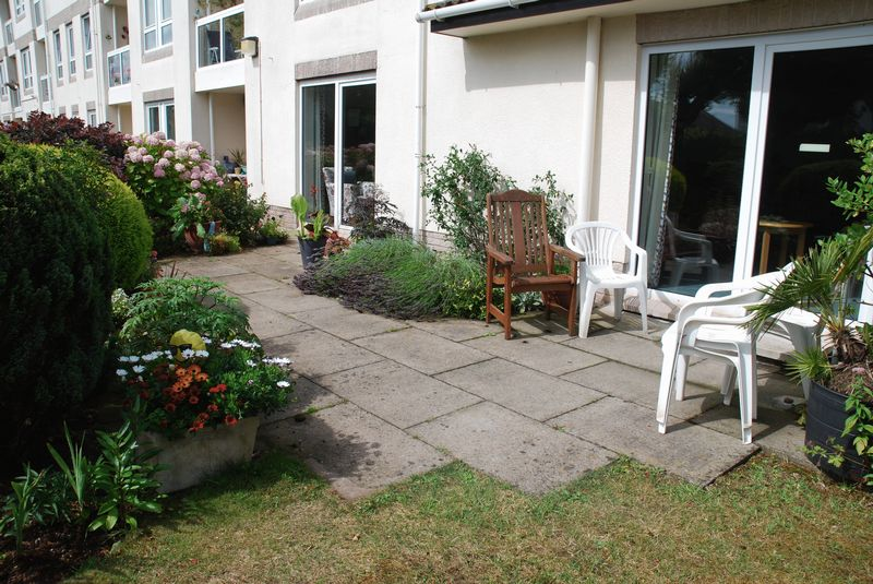 Residents Communal Patio